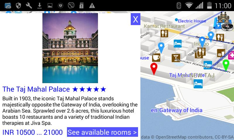 3D Mumbai: Maps + GPS for Android - APK Download