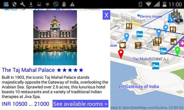 3D Mumbai: Maps + GPS screenshot 4