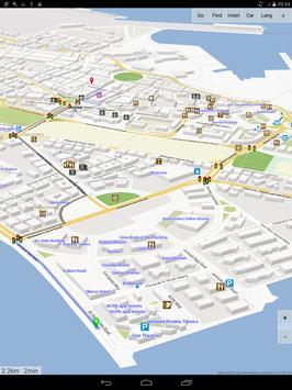 3D Mumbai: Maps + GPS screenshot 6