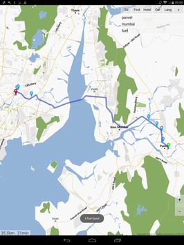 3D Mumbai: Maps + GPS screenshot 8