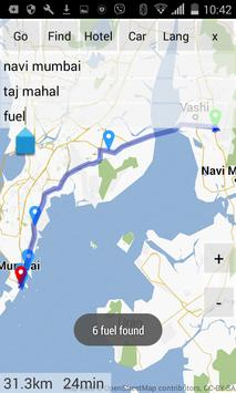 3D Mumbai: Maps + GPS screenshot 3