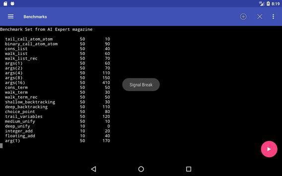 X-Prolog screenshot 11