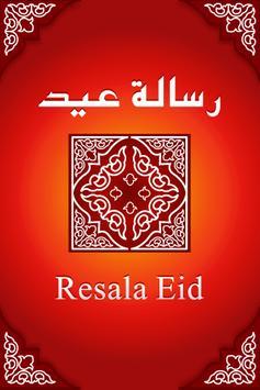 Resala Eid poster