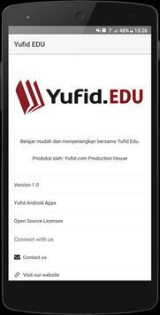 Yufid EDU screenshot 3
