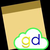 gdNOTE icon