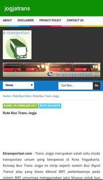 Aplikasi Rute Trans Jogja dengan Metode Graph apk screenshot
