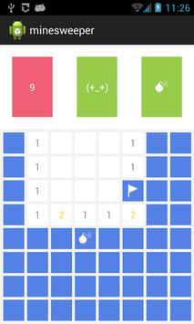 Minesweeper Open Source apk screenshot