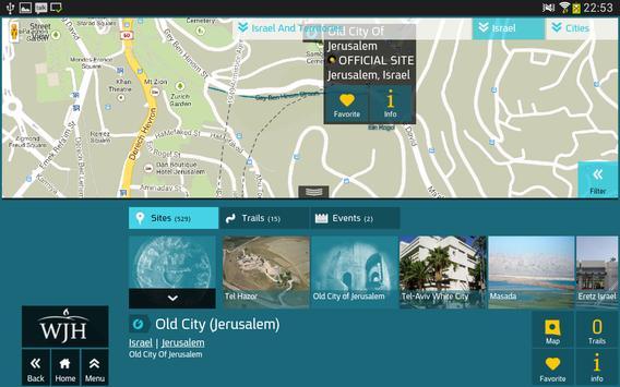 WJH Travel apk screenshot