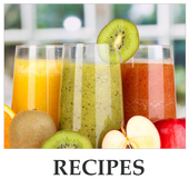 Juices Smoothies Recipes icon