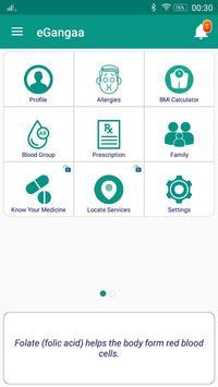 eGangaa Care screenshot 1