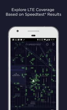 Speedtest.net apk تصوير الشاشة