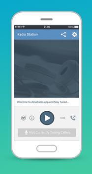 ZARadio apk screenshot