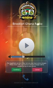 BrooklynGhanaRadio screenshot 1