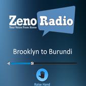 Brooklyn to Burundi icon