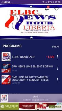 ELBC Radio 99.9 screenshot 1