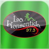 La Konsentida 97.3 icon