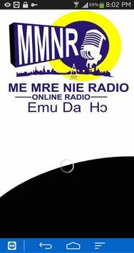 Memrenie Radio poster
