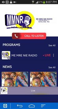 Memrenie Radio screenshot 1