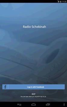 Radio Schekinah poster