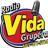 Radio Vida Grupera icon