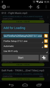 loader droid download manager app download