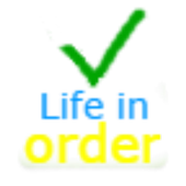 Life in order icon