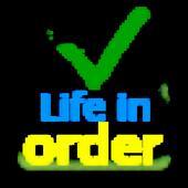 Life in order: список задач icon