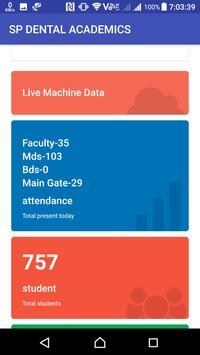 SP Dental Academics by Orgmachine apk screenshot