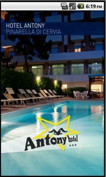 Hotel Antony poster