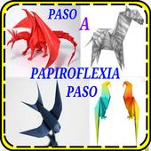 PAPIROFLEXIA FOOTSTEPS icon