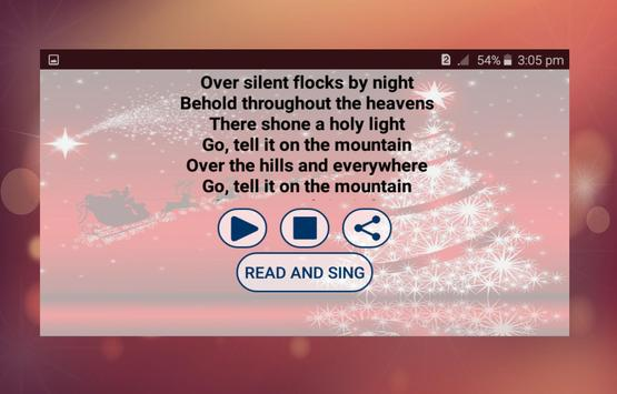 Christmas Songs and Music screenshot 14