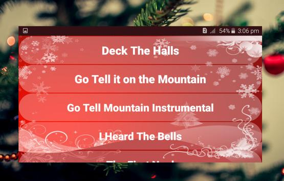 Christmas Songs and Music screenshot 15