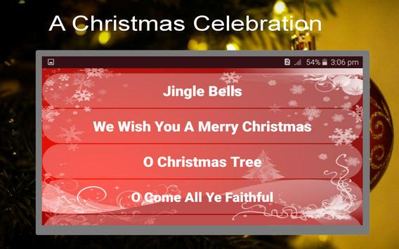 Christmas Songs and Music screenshot 22