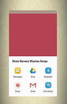 Nursery Rhymes Songs - Free Rhymes screenshot 11