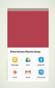 Nursery Rhymes Songs - Free Rhymes screenshot 21
