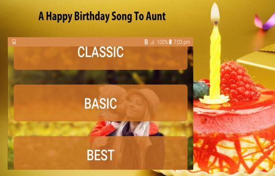 Happy Birthday Songs for Aunt screenshot 12