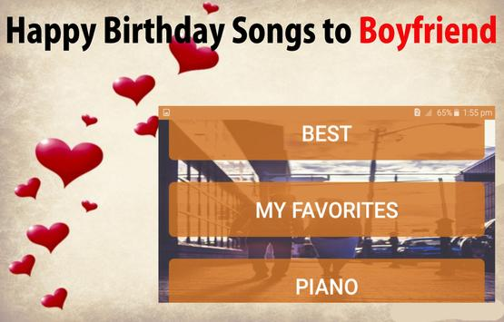 Happy Birthday Songs For Boyfriend screenshot 15