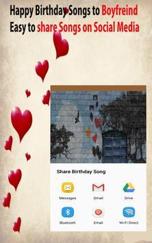 Happy Birthday Songs For Boyfriend screenshot 19