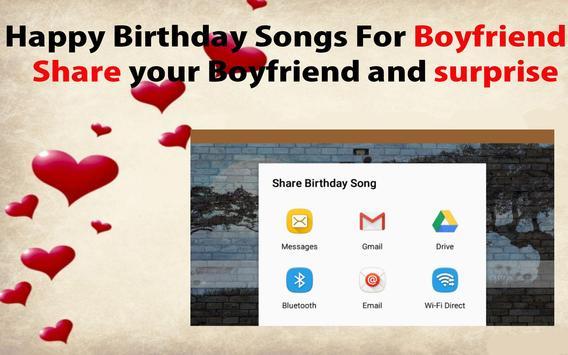 Happy Birthday Songs For Boyfriend screenshot 22