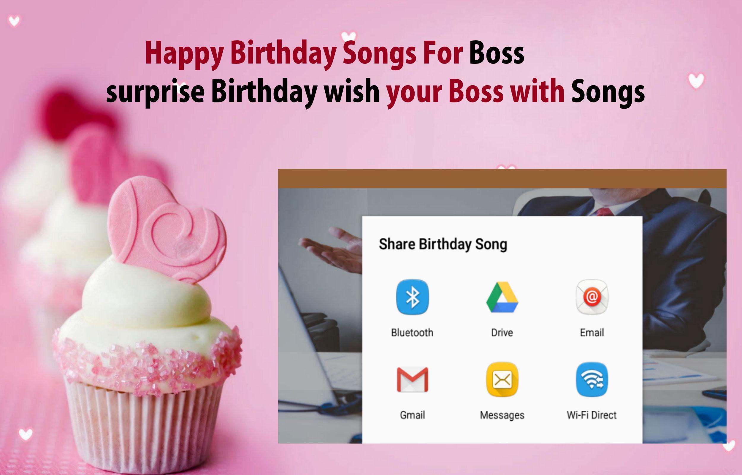 Selamat Ulang Tahun Lagu Untuk Bos For Android APK Download