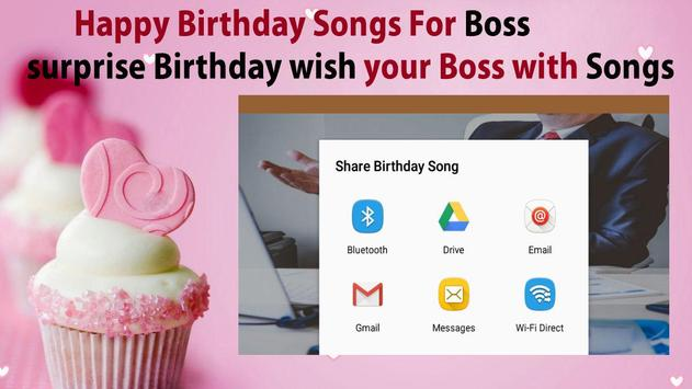 Happy birthday songs for boss for android apk download happy birthday songs for boss screenshot 6 m4hsunfo