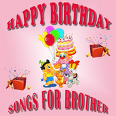 Happy Birthday Song For Brother icon