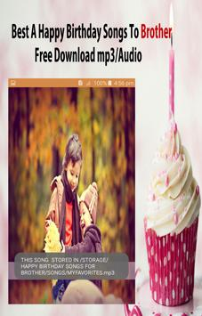 Happy Birthday Song For Brother For Android Apk Download