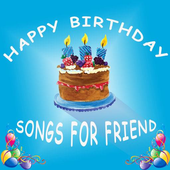 Happy Birthday Songs For Friends icon