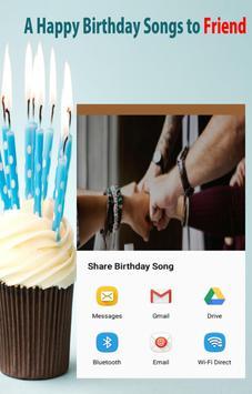 Happy Birthday Songs For Friends screenshot 13