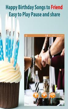 Happy Birthday Songs For Friends screenshot 16