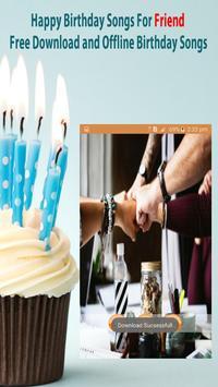 Happy Birthday Songs For Friends screenshot 3