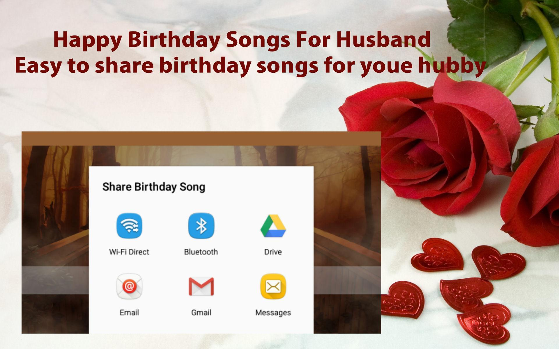 Happy Birthday Songs For Husband for Android - APK Download