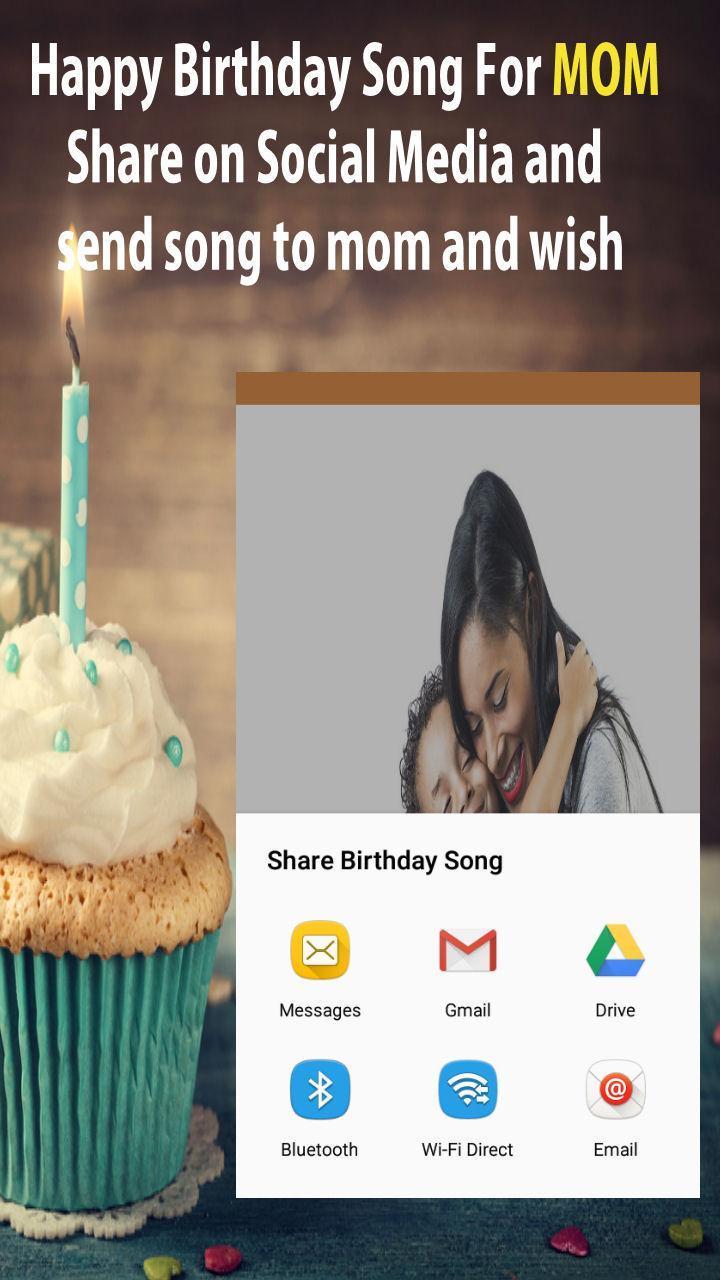 Joyeux Anniversaire Chanson Pour Maman Pour Android