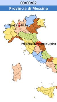 Regions of Italy (lite) poster